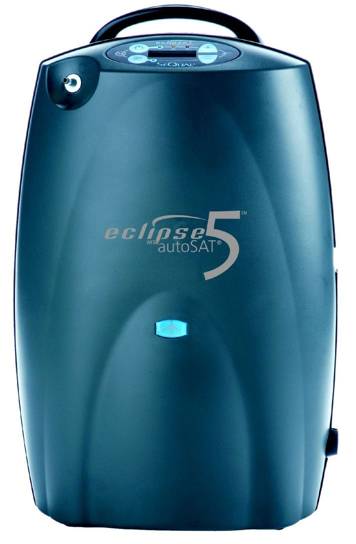 Sequal Eclipse Portable Oxygen Concentrator
