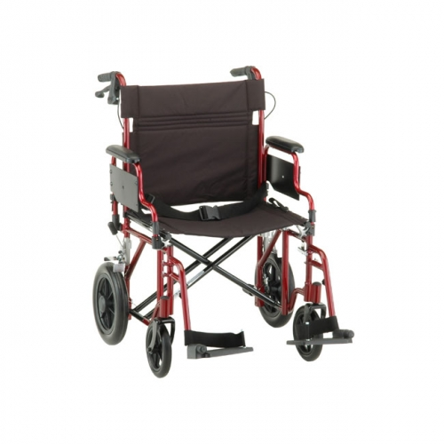 Lightweight Transport Chairs Comet 22 Quot Transport Chair W