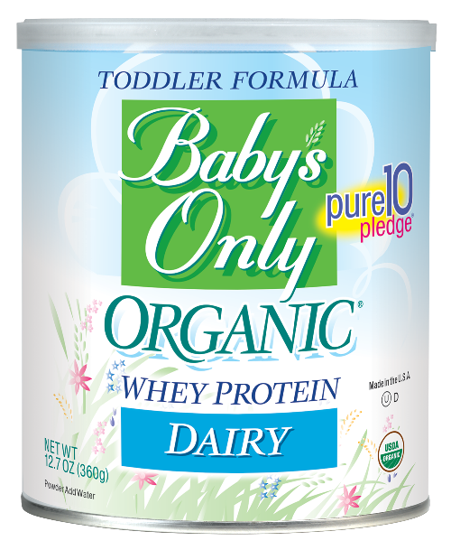 Enteral Nutrition Baby S Only Organic Dairy With Whey